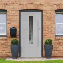 JB Kind Tigris Extreme Glazed External Door 1981 x 838 x 44mm
