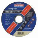 Faithfull Multi Cut Thin Disc 115mm