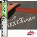 Cromar Vent3 Light 95g Breathable Underlay 50 x 1mtr