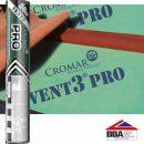 Cromar Vent3 PRO 165g Breathable Underlay 50 x 1mtr