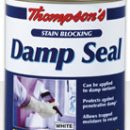 Thompsons Stain Blocking Damp Seal 2.5ltr