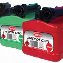 Carplan Tetracan Black Fuel Container 5ltr
