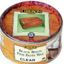 Liberon Black Bison Fine Paste Wax Antique Pine 150ml