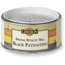 Liberon Black Patinating Wax 250ml