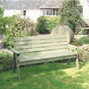Hutton Dean Three Seater Bench