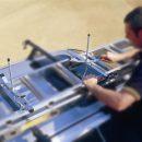 Youngman Ladder Rak Clamps