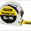 Stanley Powerlock Tape Measure 3mtr