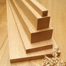 American White Oak PAR 20x45mm