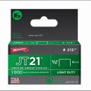 Arrow JT21 Staples 8mm (1000)