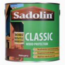Sadolin Classic Wood Protection Redwood 5ltr