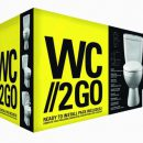 2 Go Modern WC with Soft Close Seat