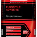 Evo-Stik Fast Set Floor Tile Adhesive Grey 5kg
