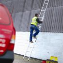 Youngman Trade 200 3 Section Ladder 4.24 – 10.91mtr