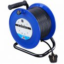 Masterplug Cable Reel 4 Socket 13Amp 50mtr
