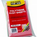 Fit For The Job Poly Dust Sheet 3.6 x 2.7mtr (3)