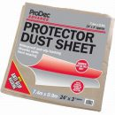 Prodec Protector Dust Sheet 24ft x 3ft