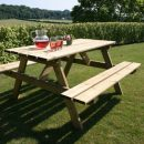 Hutton Economy Picnic Table