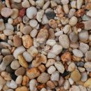 Apricot Chippings 14-22mm
