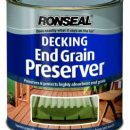 Ronseal Decking End Grain Protector 750ml