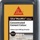 Sika Maxmix Cement Colour Yellow 1ltr
