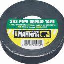 Everbuild Mammoth SOS Pipe Repair Tape Black 25mm x 10mtr