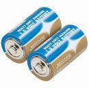 Draper Heavy Duty Alkaline Batteries C (2)