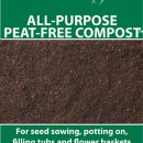 All Purpose Peat Free Compost 50ltr