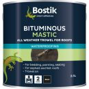 Cementone All Weather Trowel Applied Bitumen Mastic 5ltr