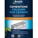 Cementone No1 Powder Cement Colour Black 1kg