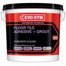 Evo-Stik Adhesive & Grout for Concrete Floors 10ltr