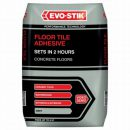 Evo-Stik Fast Set Floor Tile Adhesive Grey 10kg