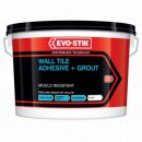 Evo-Stik Waterproof Tile Adhesive & Grout – Extra Large