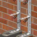 Expamet Economy Wallstarter- Multi Starter Stainless Steel