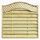 Grange Elite St Meloir Fence Panel 1.8 x 1.8m