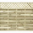 Grange Elite St Malo Fence Panel 1.8 x 1.8m