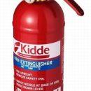 Kidde Multi Purpose Dry Powder Fire Extinguishers 1kg