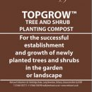 Topgrow Tree & Shrub Planting Compost 50ltr