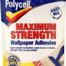 Polycell Max Strength Wallpaper Adhesive 20 Roll