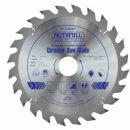 Faithfull TCT Circular Saw Blade 190x30mm x 24T