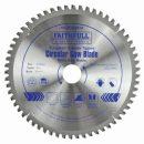 Faithfull TCT Circular Saw Blade 216x30mm x 60T