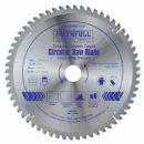 Faithfull TCT Circular Saw Blade 250x30mm x 60T