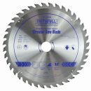 Faithfull TCT Circular Saw Blade 254x30mm x 40T