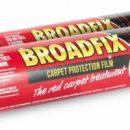 Broadfix Carpet Protection Film 600mm x 50m