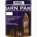 Bedec Barn Paint Black 2.5ltr