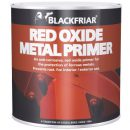 Blackfriars Red Oxide Metal Primer 2.5ltr